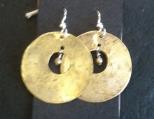 Goblet Earrings  #425