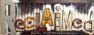 Reclaimed by Beth McDaniel
